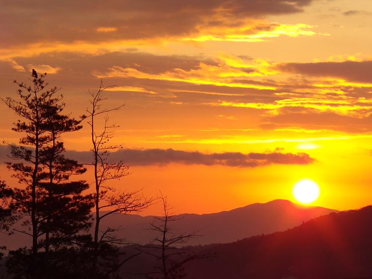 2014.11.23 sun rise