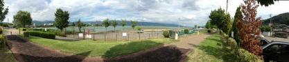 諏訪湖は・・・