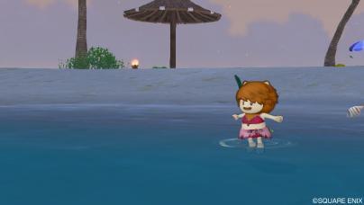 海開きが楽しみ♪