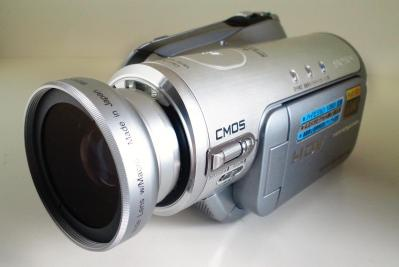 DVカメラ1