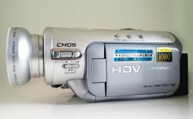 DVカメラ7