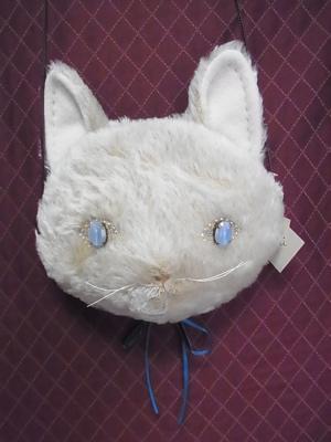 猫のポシェット