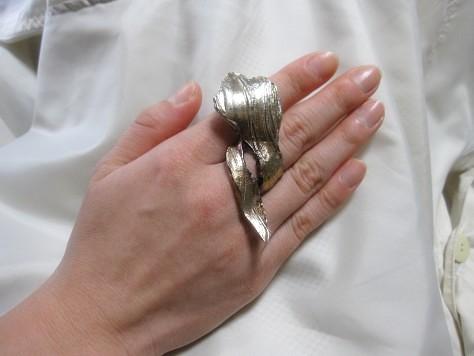 フリーサイズのリング 005