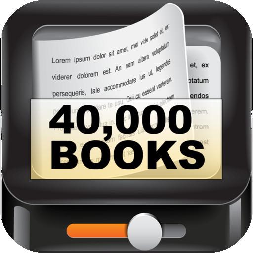 40,000+ Books Free
