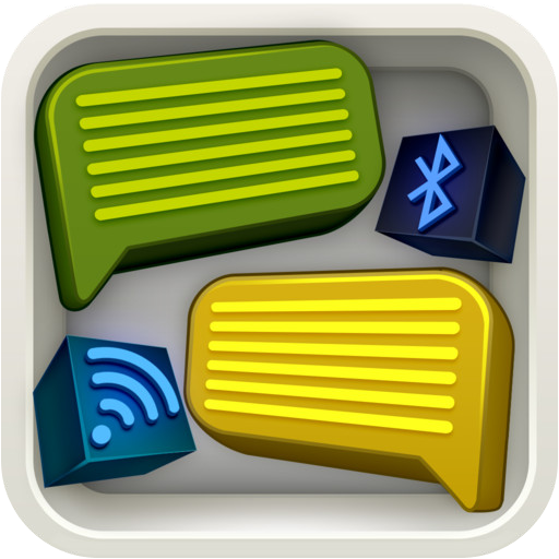 Bluetooth WiFi Chat