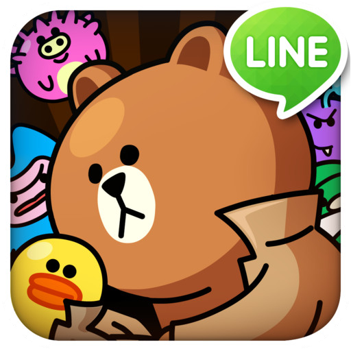 LINE POP 1