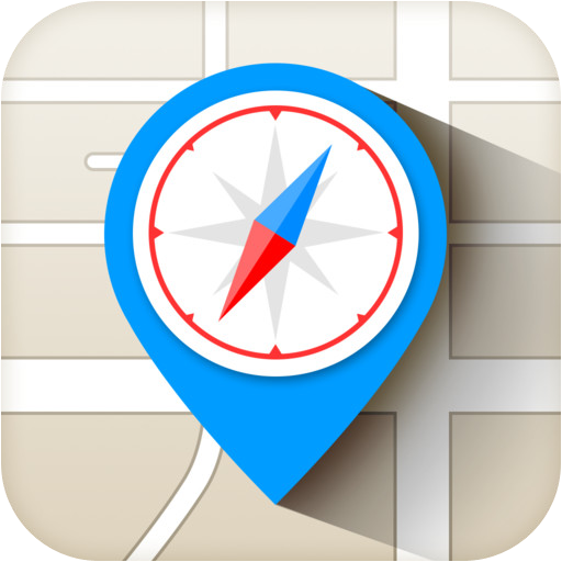 Maps - Google Maps with Offline Viewing, Directions, Street