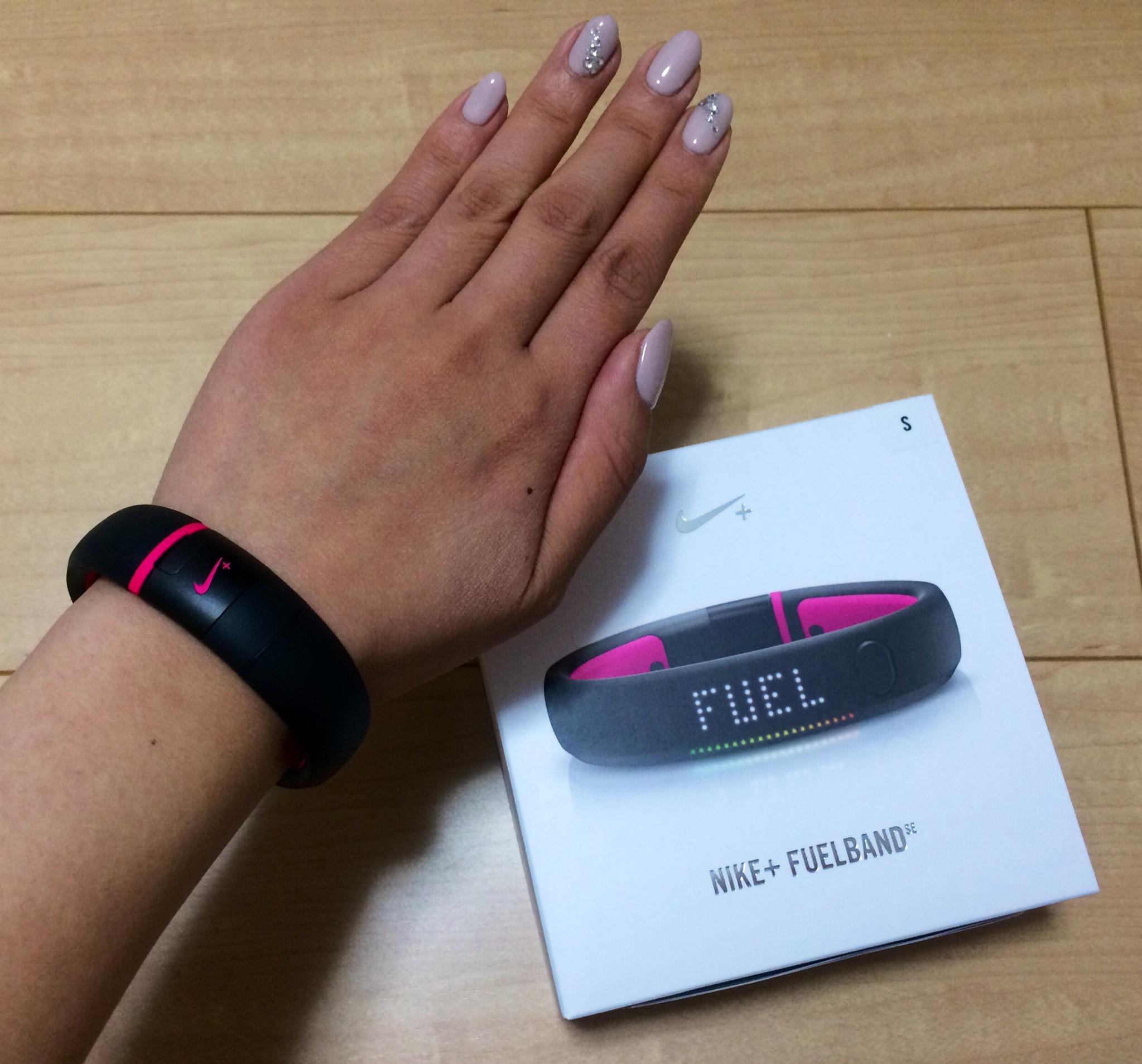 Nikefuelband 131106