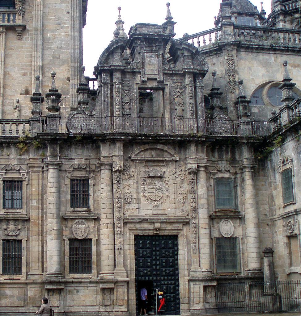 王家の門(Puerta Real)