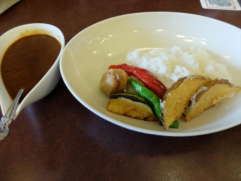 京野菜のカレー