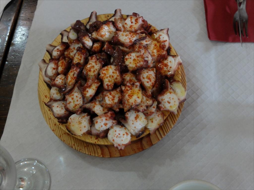『プルポ』という料理