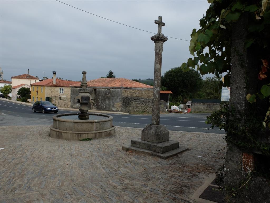 la Saleta fountain, Boente