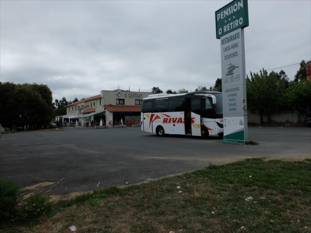 また、このバスが