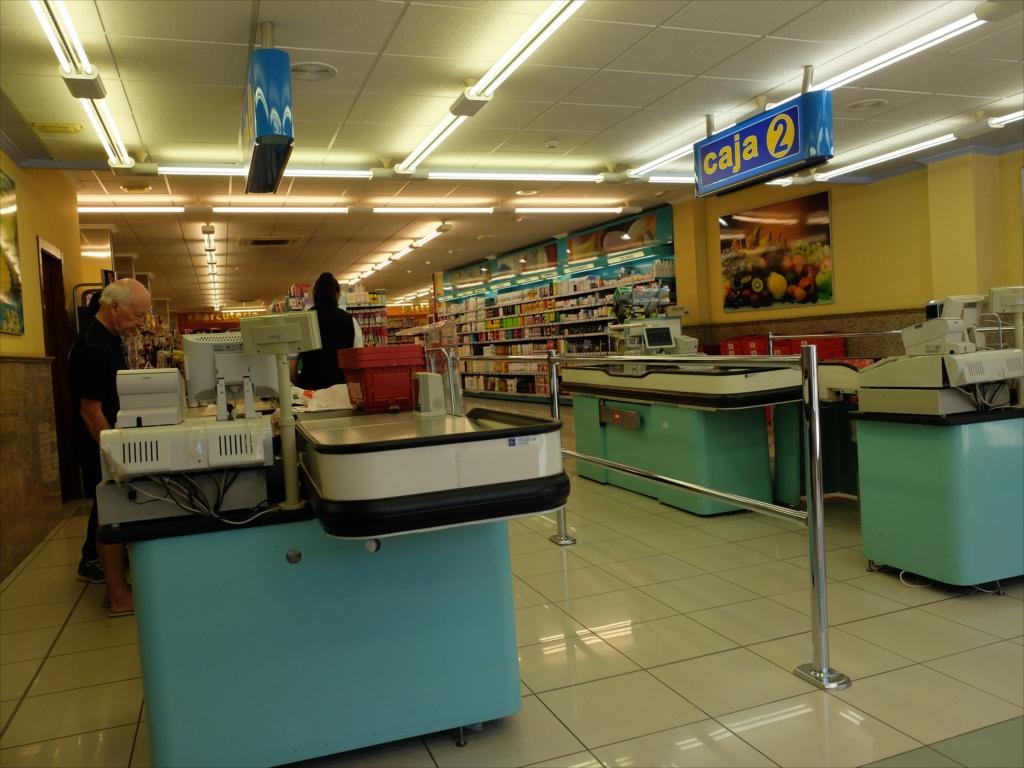 スーパーマーケットの様子_6