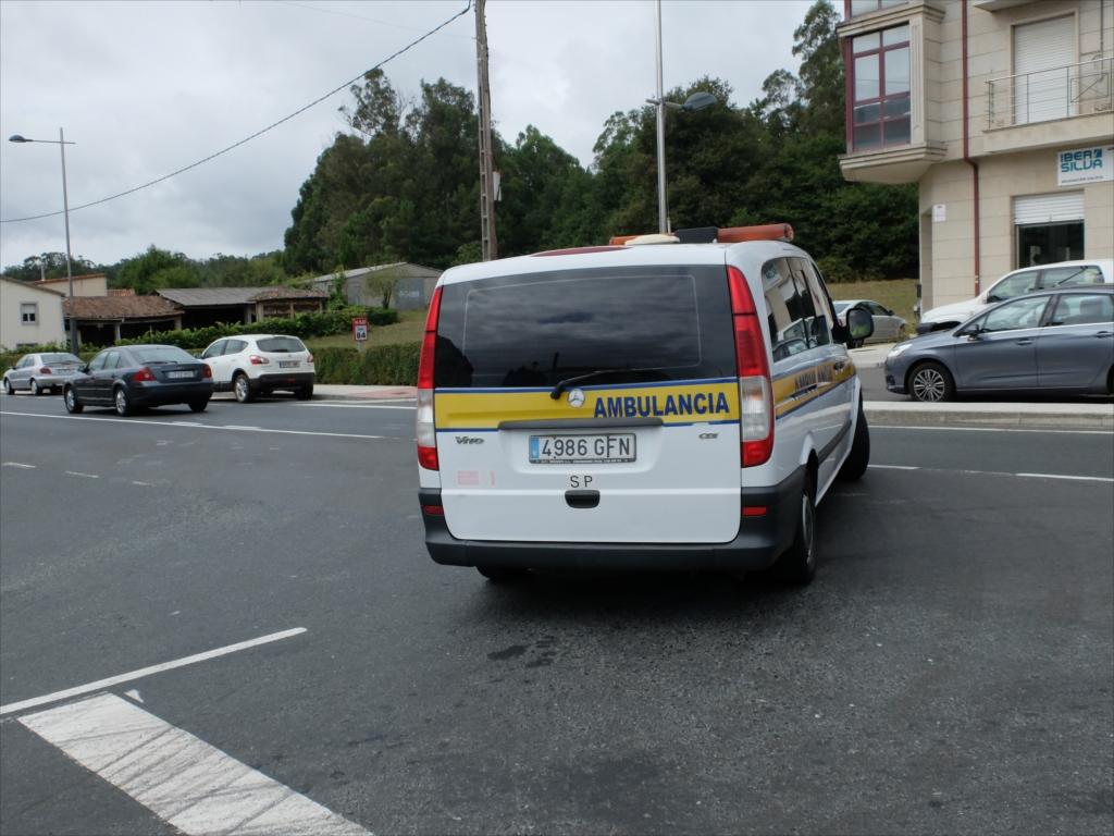 スペインの救急車_1