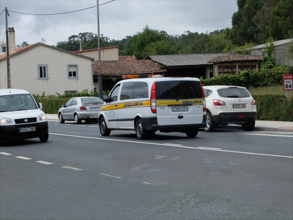 スペインの救急車_2
