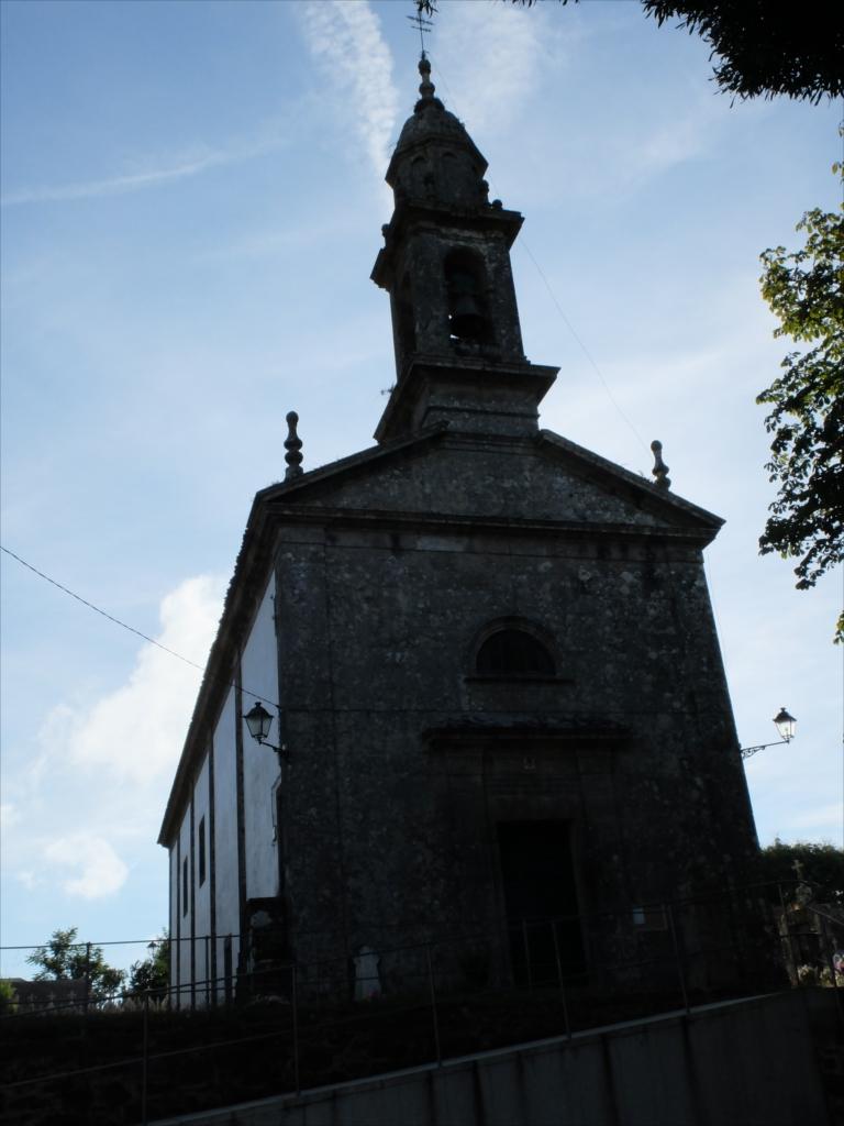 St mark's church, Lavacolla