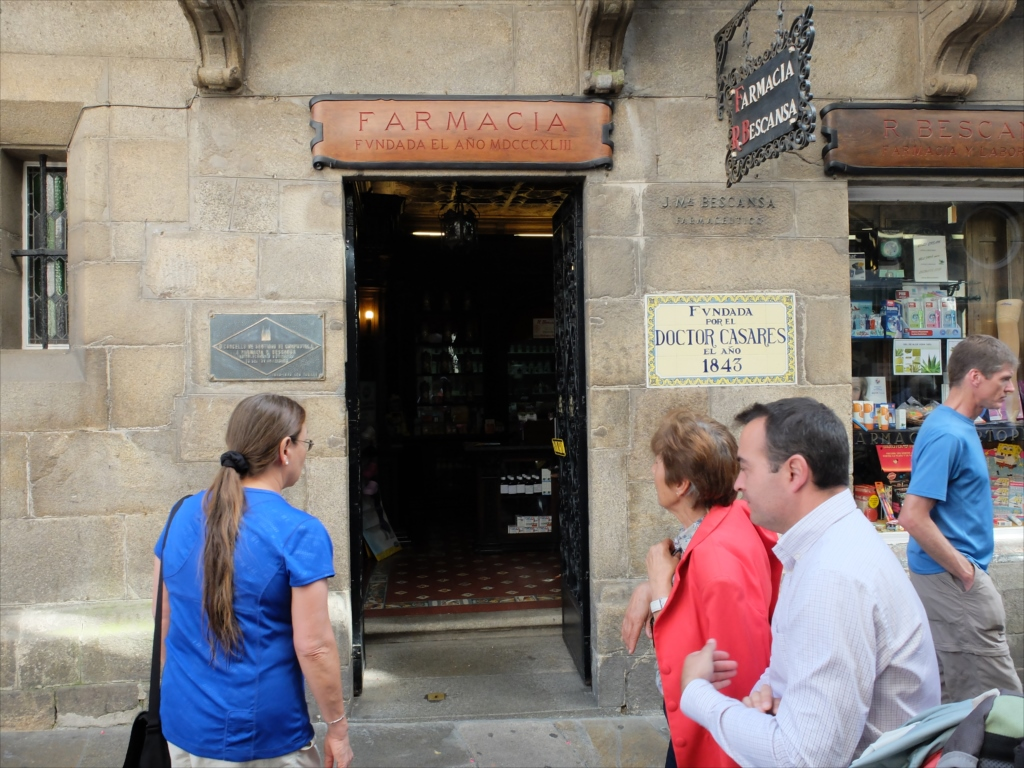 スペインで最も古い薬局_2