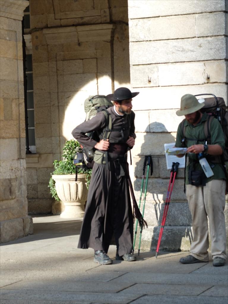 ユダヤ教の聖職者かな?_1