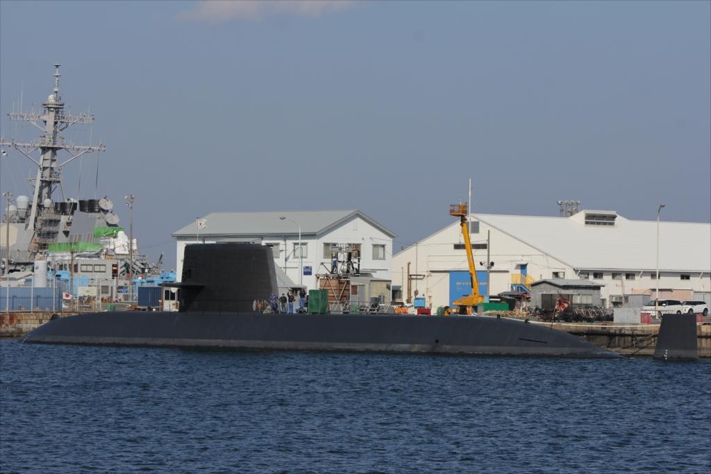 海上自衛隊の潜水艦_1