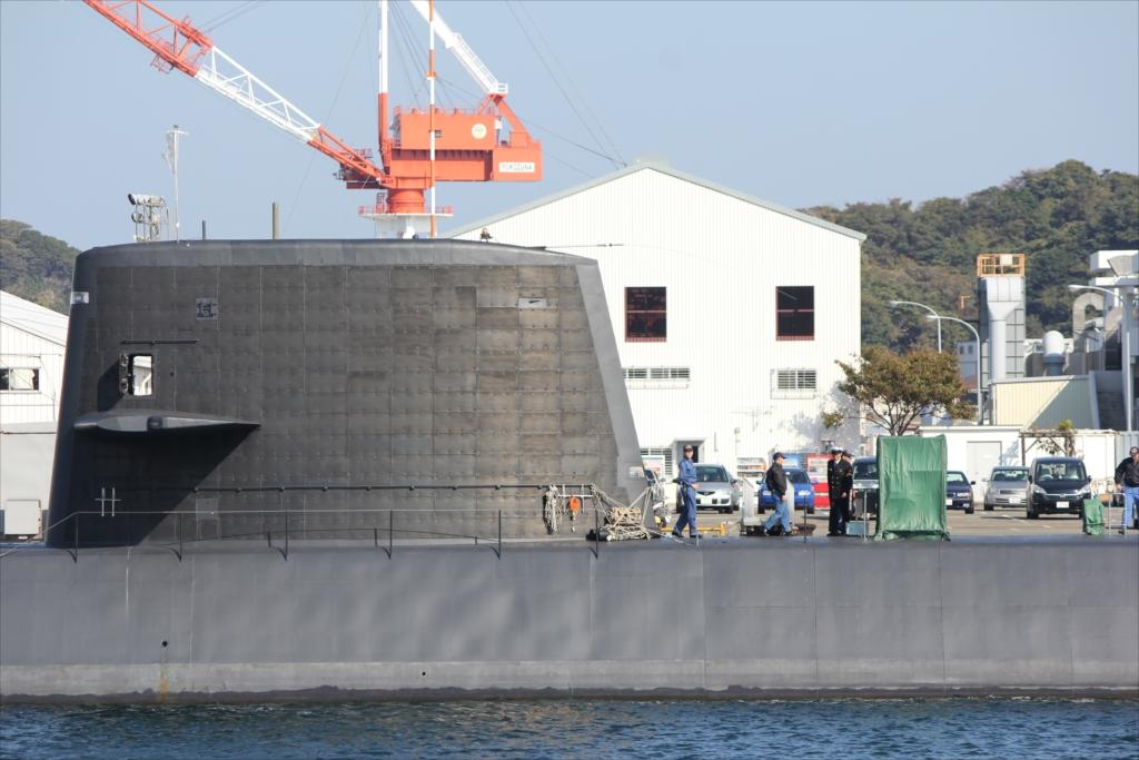 海上自衛隊の潜水艦_2