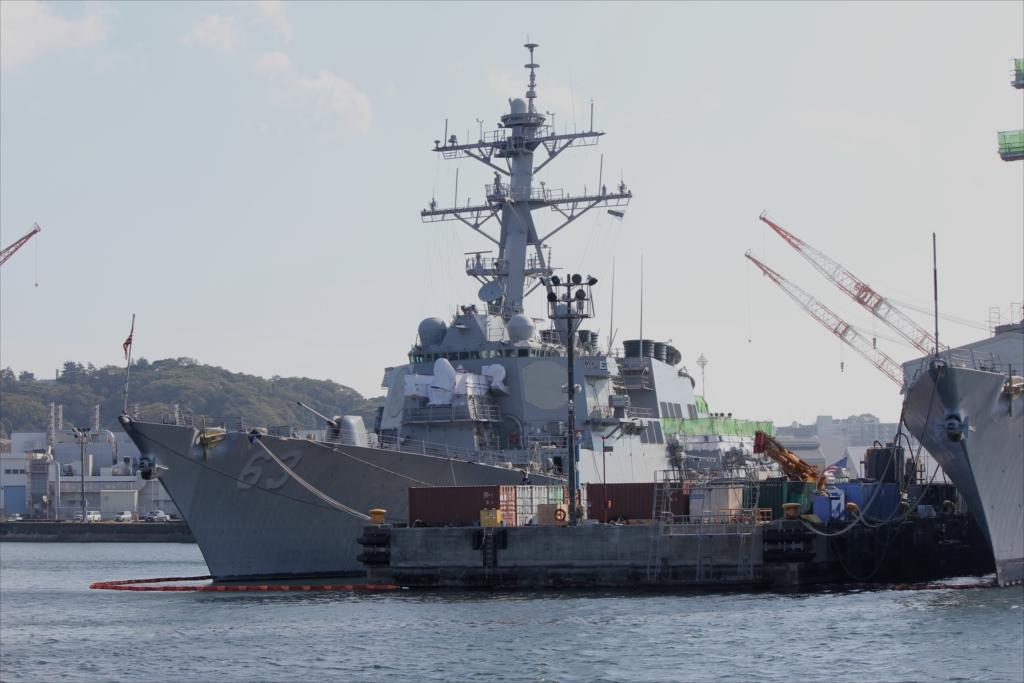 ミサイル駆逐艦 DDG63 STETHEM_1