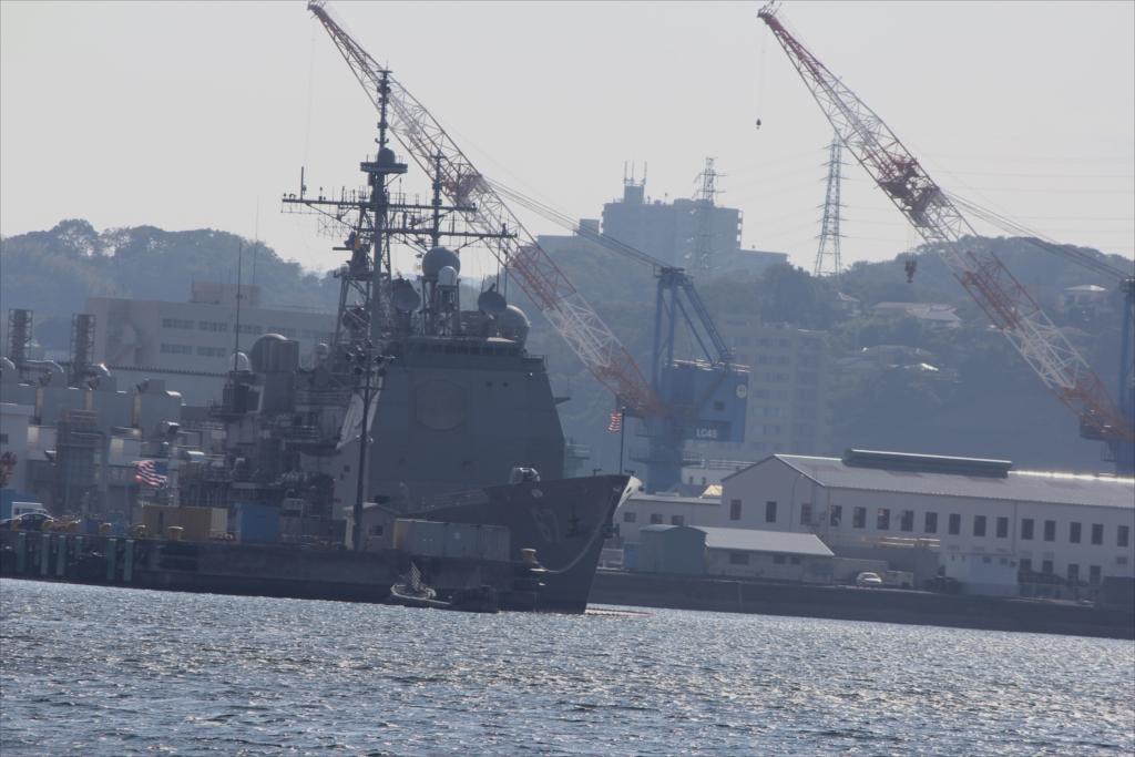 ミサイル巡洋艦 CG67 SHILOH_2