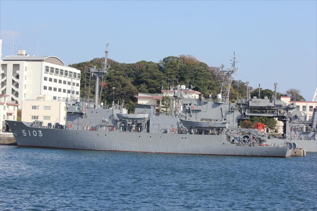 海洋観測艦 AGS-5103 すま_1