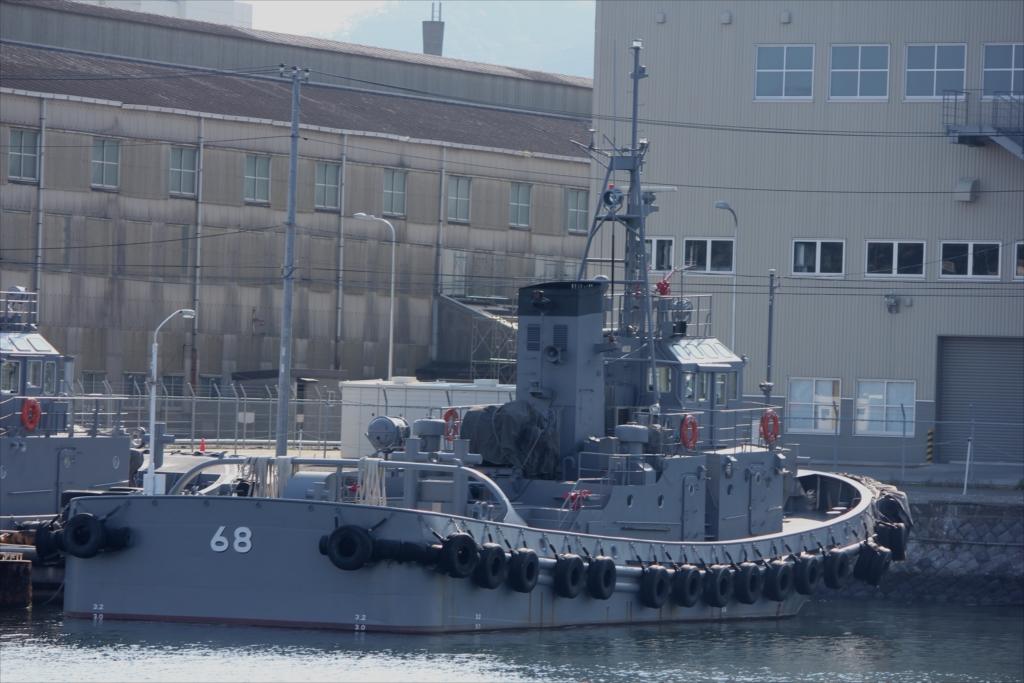 海上自衛隊タグボート_1