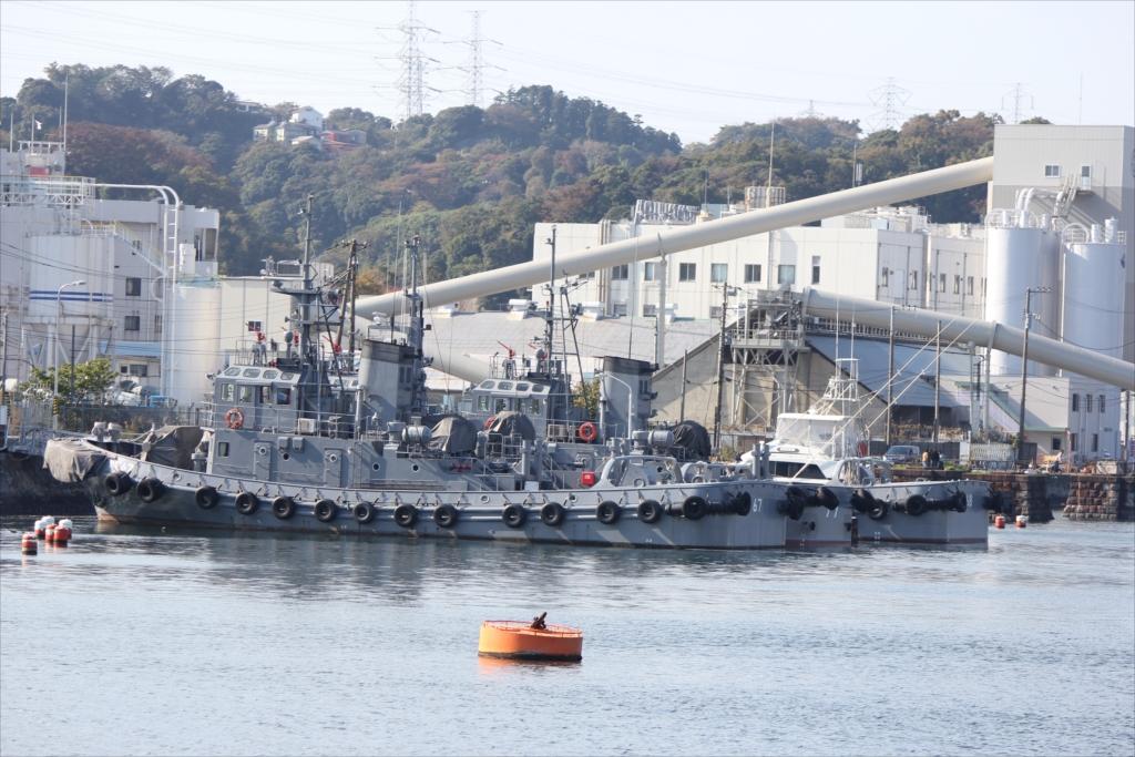 海上自衛隊タグボート_4
