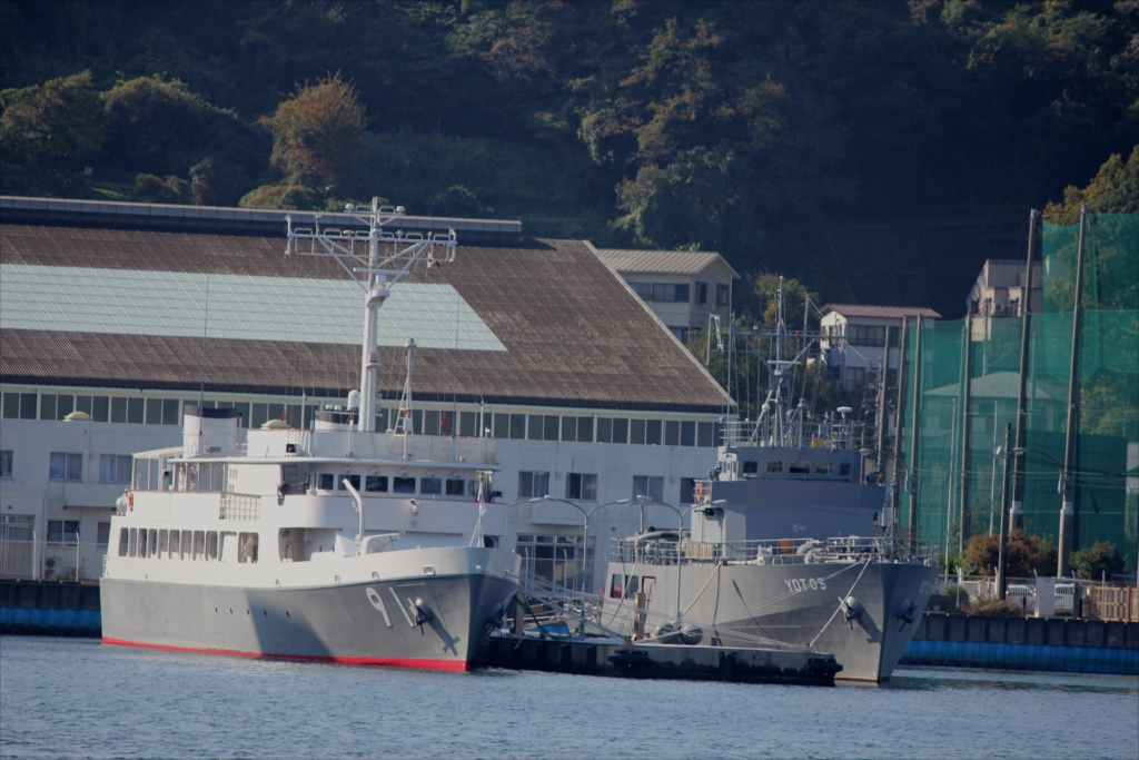 迎賓艇 ASY-91 はしだて