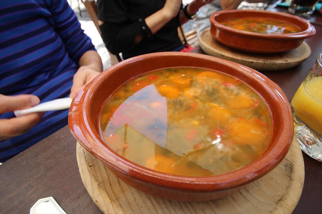 『巡礼者のスープ』