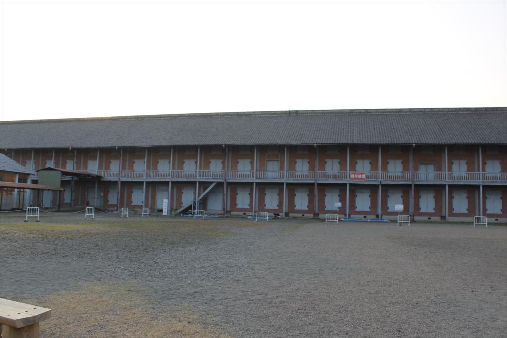 西繭倉庫(西置繭所)