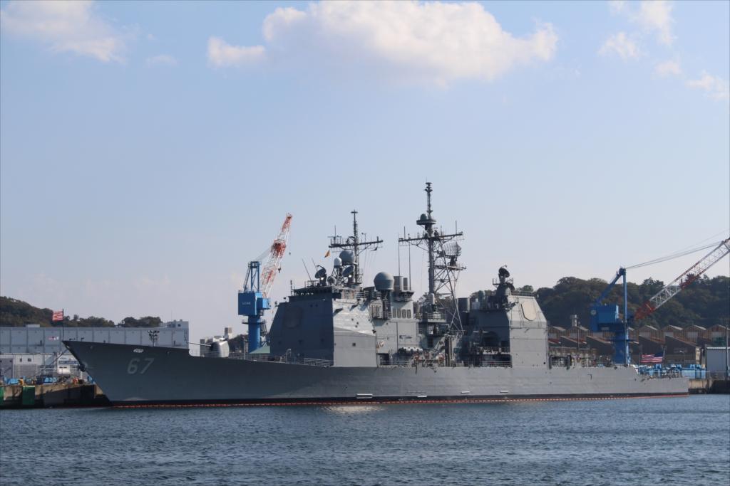 ミサイル巡洋艦 CG67 SHILOH_4