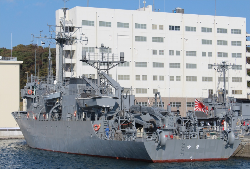 海洋観測艦 AGS-5103 すま_2
