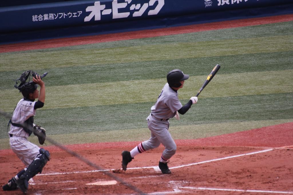 慶應義塾の打撃_1