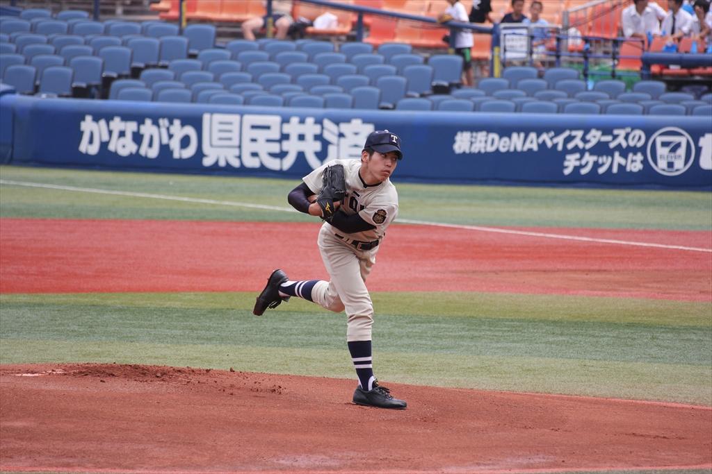 桐蔭先発斎藤の投球フォーム_4