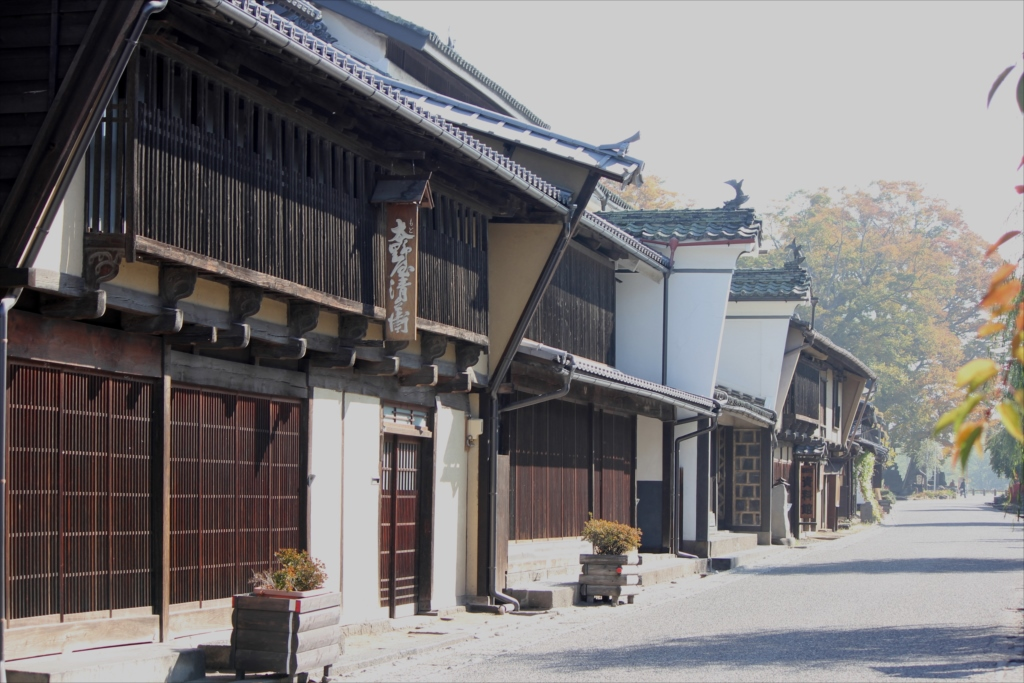 伝統的な建物の意匠_1