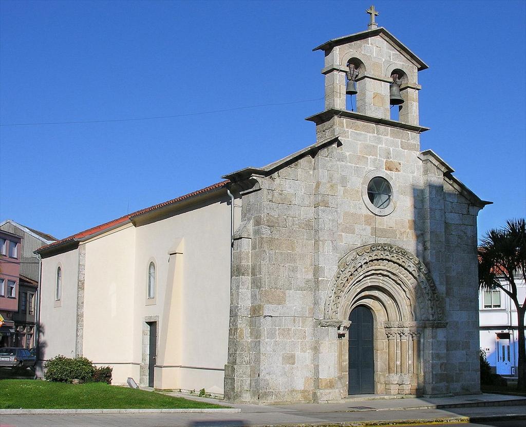 サンタ・マリーア・デ・メリーデ教会