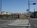 170204金剛大橋から石川CRに入る
