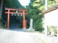 141115奥宮神社分岐