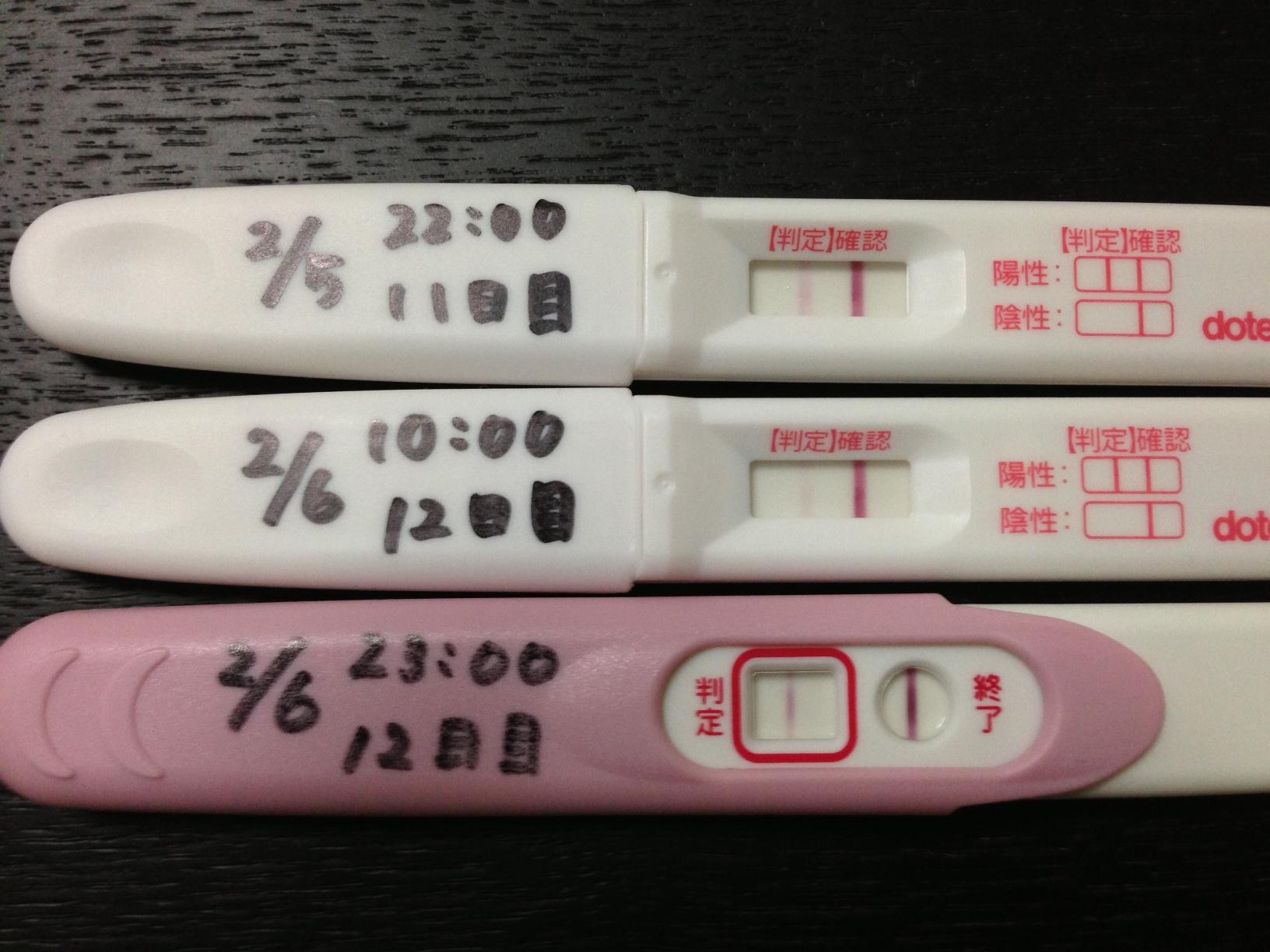 4日後 妊娠検査薬 フライング 【体験談】妊娠検査薬はいつから反応が出る?フライングすると…?