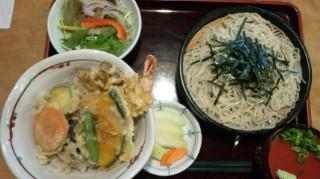 富士のお蕎麦