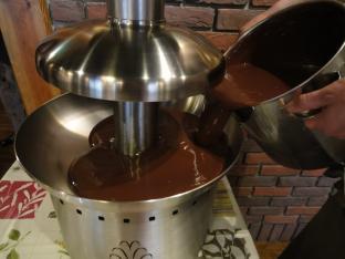 チョコツリー1
