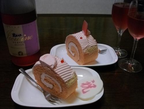 2013.4祝ケーキ2