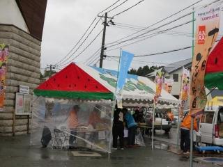 大石田そば祭 (4)