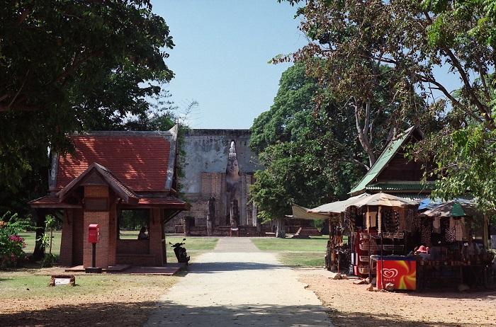 012 Sukhothai Wat Sri