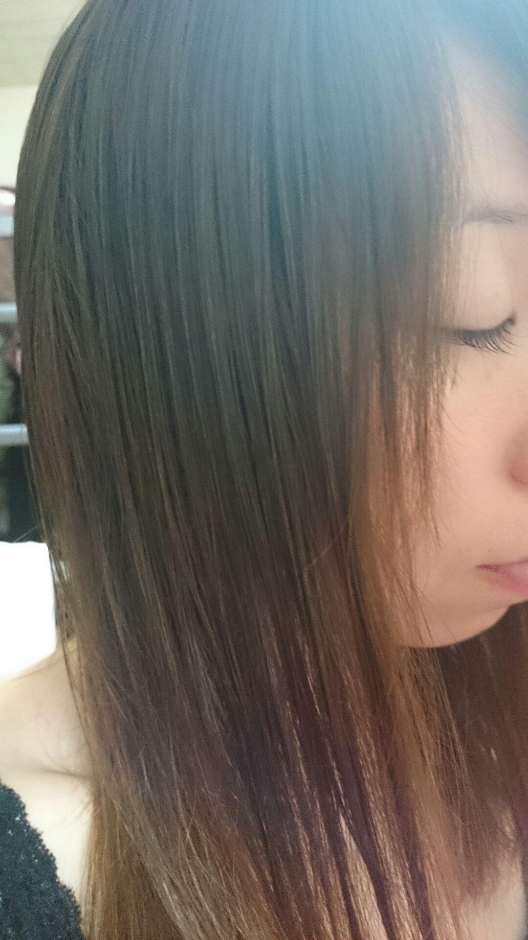ラサーナで美髪♪
