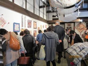 福を願う暮らしの韓紙展2