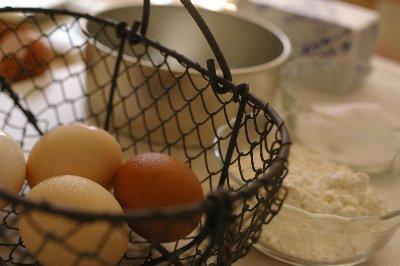 松井家の卵